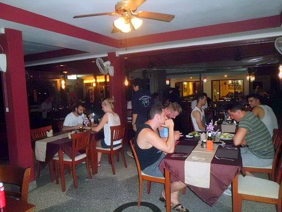 Well Done Restaurant : nette gäste