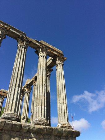 Templo Romano de Evora (Templo de Diana): Templo Romano de Évora (Templo de Diana)