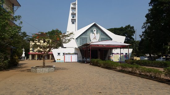 St.Philomenas Church Koonammavu