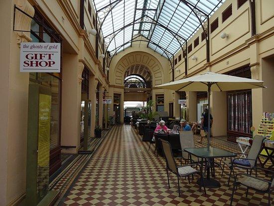 Charters Towers, Australia: Stock Exchange Arcade