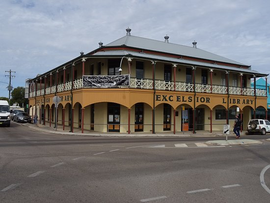 Charters Towers, Australia: Local Library