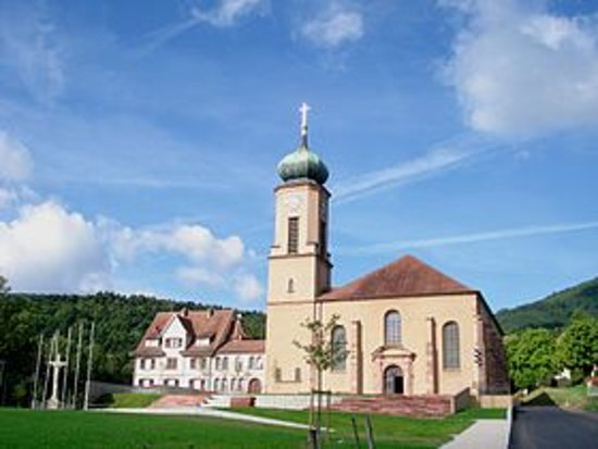 Rimbach-pres-Guebwiller, Francia: à deux km de thierrenbach