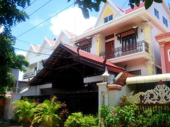 เสียมราฐรูมส์ เกสท์เฮ้าส์: Siem Reap Rooms Guesthouse