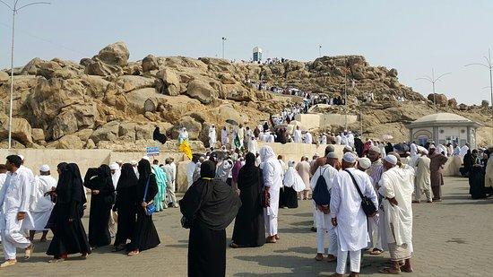 20160814_090150_large jpg - Picture of Jabal-e-Rehmat, Mecca