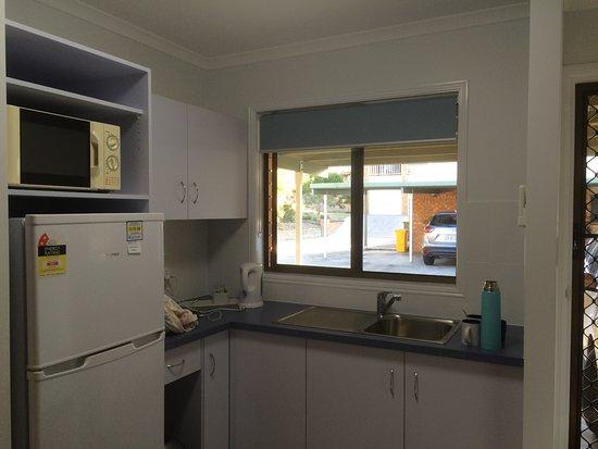 Gladstone, Австралия: Kitchenette