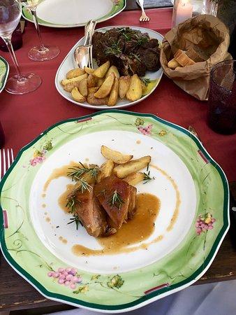 "Lefay Resort & Spa Lago di Garda: Abendessen im ""La Vigna"""