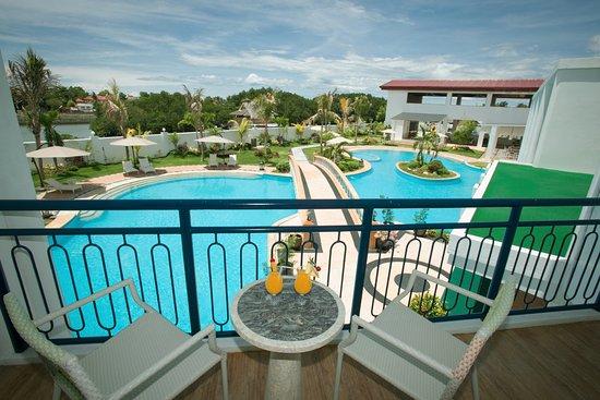 Cordova, Filipinas: Pool View Verandah