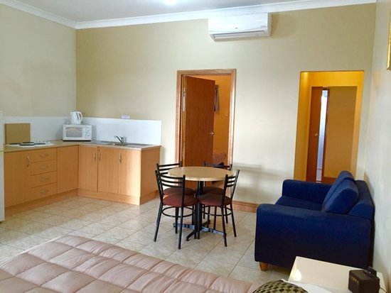 Port Noarlunga, Avustralya: The 2 bedroom Family Apartment sleeps 6 guests