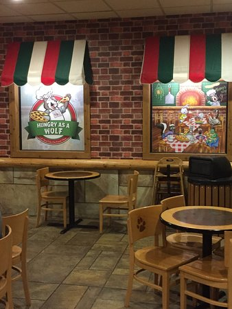 Nice Great Wolf Lodge: Pizza Shop Next To The Ice Cream U0026 Sweet Shop.