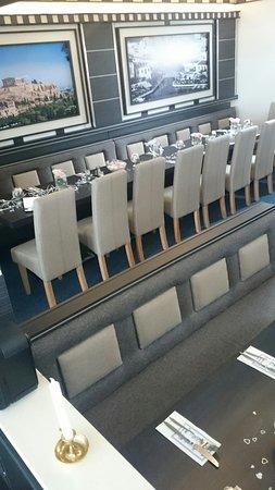 Furstenwalde, เยอรมนี: Das Team Von restaurant Syrtaki