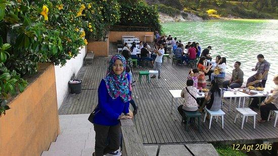 Tomohon, Indonesia: Danau Linau