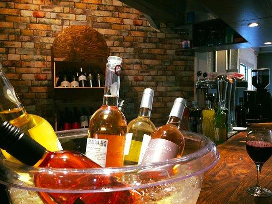 Aux Cepages Gourmands: large choix de vin français