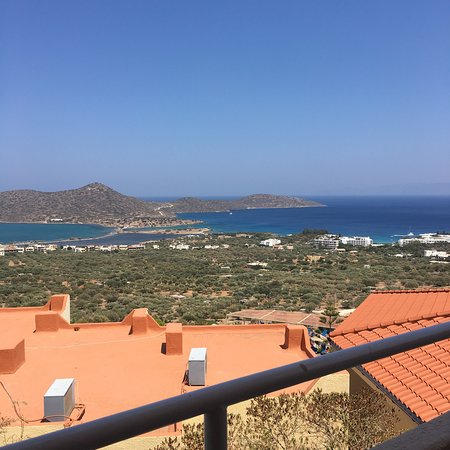 Elounda Residence: View from room