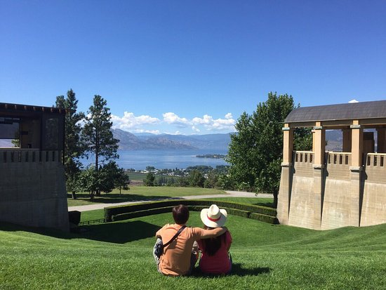 West Kelowna, Canadá: Awesome place...