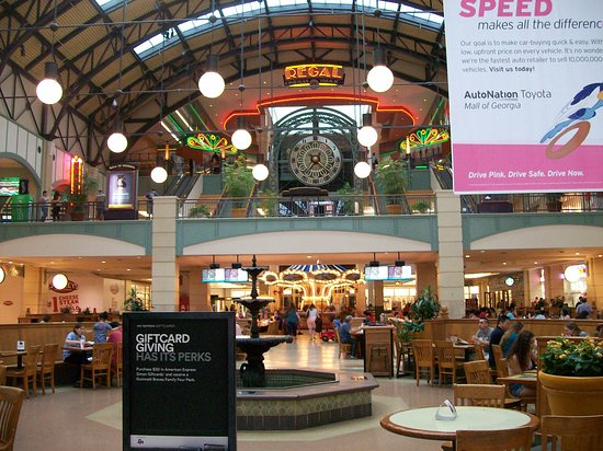 Place Bell Food Court