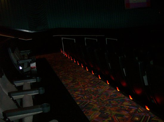 The Interior Seating In The Movie Theater At The Mall Picture Of Mall Of Georgia Buford Tripadvisor