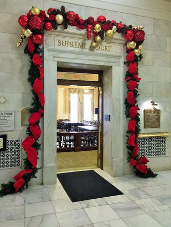 Arkansas State Capitol: Suspreme Court Chambers.......