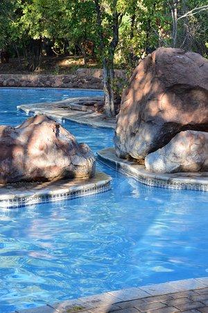 Mopani Rest Camp: Piscine