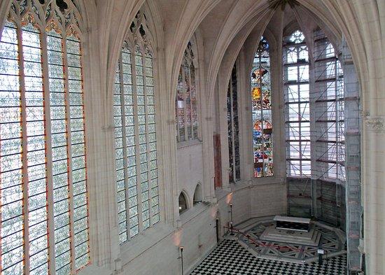 Vincennes, Francia: La chapelle