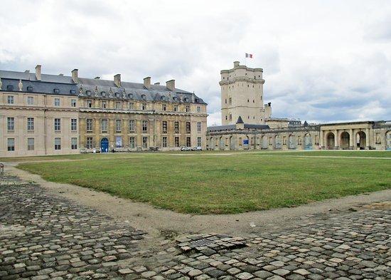 Vincennes, França: Le donjon