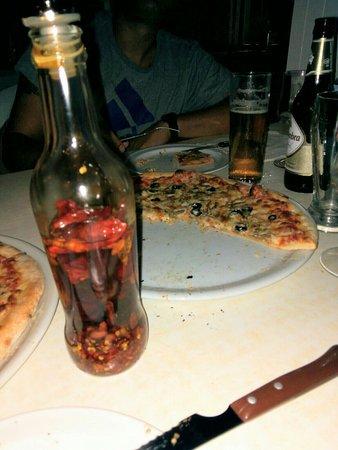 Unas pizzas exquisitas