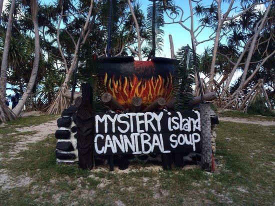 Mystery Island照片