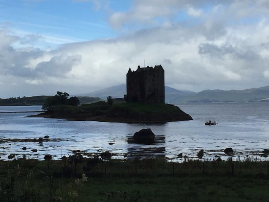 Appin, UK: Stalker Castle