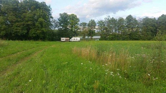 Morag, โปแลนด์: Jezioro Narie okolice Morąga wieś Bogaczewo