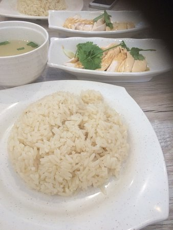Best chicken rice in Singapore