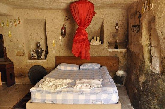 Ortahisar, Tyrkia: kemer odalar