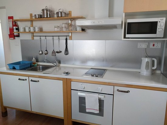 Park Lane Aparthotel: Cucina della camera