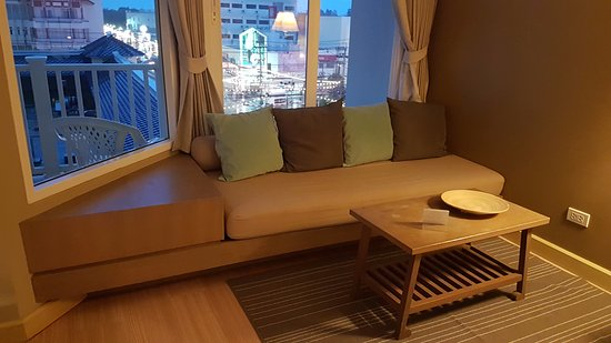 MANATHAI Hua Hin: seating area