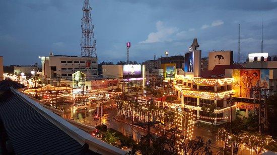 MANATHAI Hua Hin: view of the town