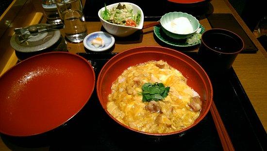 Hinaiya: 親子丼套餐