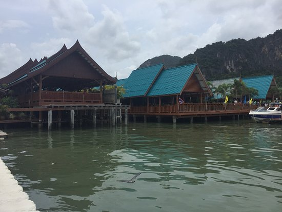 Muslim Fishing Village 2 - Picture of Koh Panyi (Floating Muslim Village), Kr...