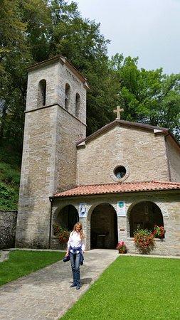 Montecopiolo, Italia: Eremo Madonna Del Faggio Di Monte Carpegna
