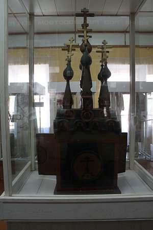 Pugachev, Russia: Очередной экспонат