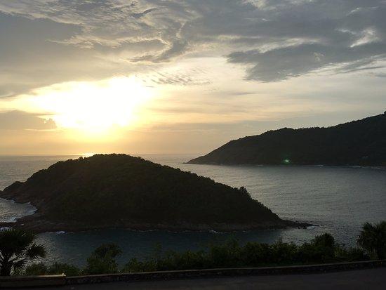 Rawai, Tailândia: Great sunset