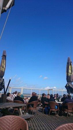 Ouddorp, Países Bajos: Strandcafe De Zeester