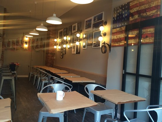 Photo of Restaurant Effy's Kitchen at 1567 Lexington Ave, New York City, NY 10029, United States