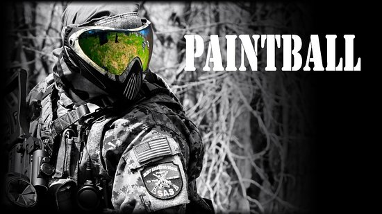 Paintball - Nature