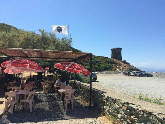 Ogliastro, Francia: U snacku