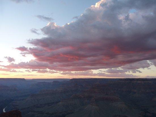 Hopi Point sunset