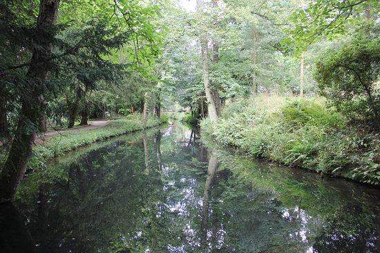 Lapworth, UK: Peaceful reflection at Baddesley Clinton