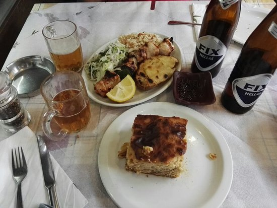 Pigadia, Grèce : To Ellinikon