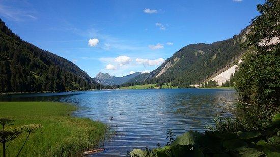 Tannheim, النمسا: Das Ende vom See