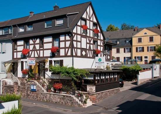Pension Blattersbach