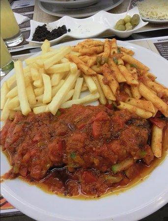 Restaurant Mamounia: Taste,Amount,Price ware nice.