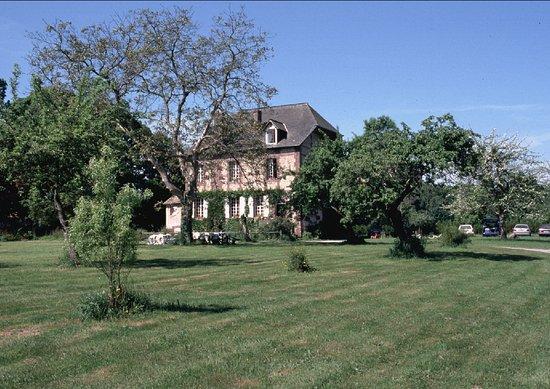 Saint-Gatien-des-Bois, Francia: Vue du parc
