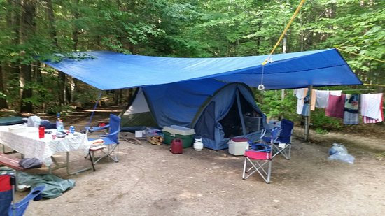 Standish, ME: Family and Friends Campground